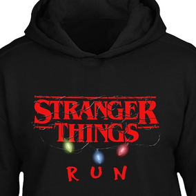 Sudadera Stranger Things Run Hoodie Game Of Thrones Gamer