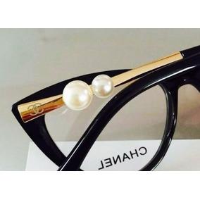 d238fd63dd967 ... Sapatinho Chanel Modelo Gatinho -cn800. São Paulo · Óculos De Grau  Preto Com Perolas Chanel Novidade -cn607 · R  134 90