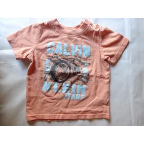 Calvin Klein Camisa Para Niño Talla 18 Meses