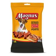 Bifinho Para Cães De Pequeno Porte Magnus Sabor Carne 60g