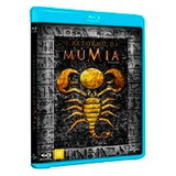 Blu Ray O Retorno Da Múmia - Dub/leg, Lacrado