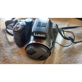 Máquina Fotográfica Semiprof Panasonic Lumix Dmc Fz60