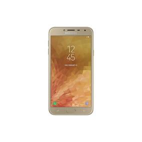 Celular Samsung J4 Dorado -- Ram De 2gm 32gb Memoria