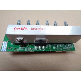 Placa De Potencia Amplificador Caixa De Som Oneal Omf410