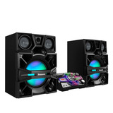 Audio - Minicomponente Panasonic Sa-max9000 - 4000w/rms - Bl