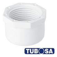 Caja Tapón Roscado 1/2 Presión Tubosa