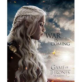 Serie Game Of Thrones 7ª Temp. Dublada! Frete Gratis