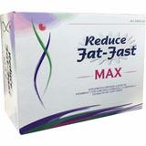 Reduce Fat Fast Max 60 Caps. Adelgazante Quemador De Grasas