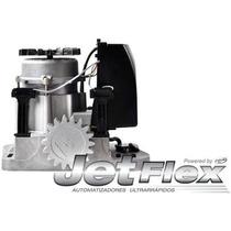 Motor Super Rapido 6 Seg Porton 400 Kilos Rio Jet Flex Ppa