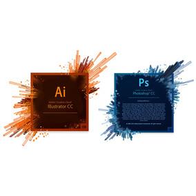Combo Pack: Illustrator + Photoshop | Pc / Mac