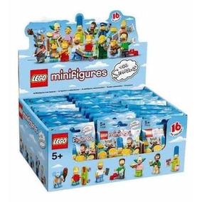 Lego Minifiguras Simpsons 71005