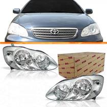 Par Farol Corolla 2002 2003 2004 02 03 04 Toyota Tyc