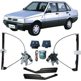 Kit Vidro Elétrico Premio 1991 4 Portas Diant. Sensorizado