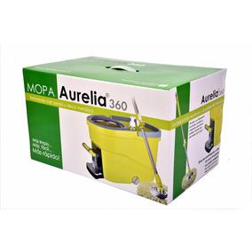 Mopa Aurelia 360 C Pedal Metalico Y Disco Metalico Reforzado