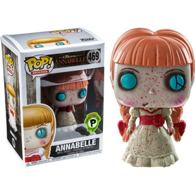 Funko Pop Annabelle Blood Splatter Exclusiva #469