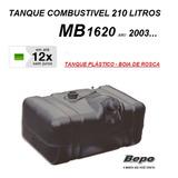 Tanque Combustivel Caminhão Mb 1620 2003.. 210lts 6954700001