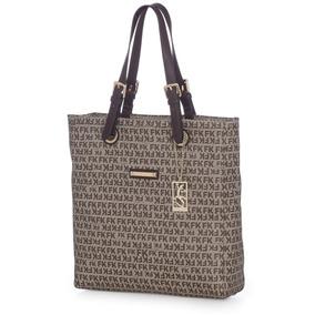 Bolsa Feminina - Fellipe Krein Linha Monograma Shoppingbag