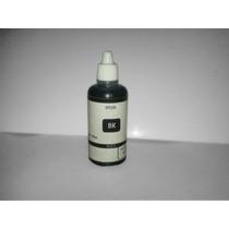 Botella Tinta Genérica (negra) 70 Ml Impresora Epson L110