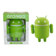 Android Verde Figura Coleccionable De Vinil Big Box Edition