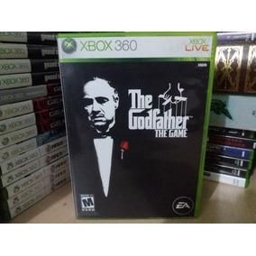 Jogo The Godfather The Game Xbox 360 Original Mídia Física