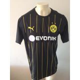 Camisa Borussia Dortmund Campeao Evonik Puma - Nova Etiqueta