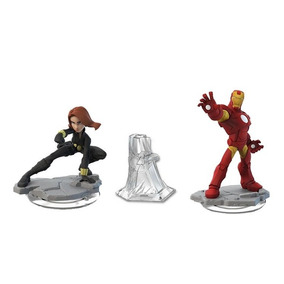 Pack Playset Marvel The Avengers Disney Infinity 2.0 Frete G
