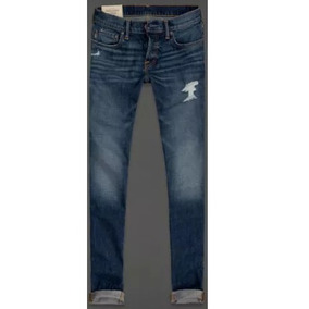 Abercrombie Calça Jeans Skinny Masculina