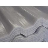 Telha - Trapezoidal Incolor 6,0 M Comprimento Translúcida