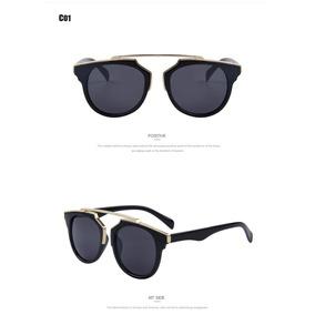 Óculos De Sol Merrys Olhos De Gato Clássico Proteção Uv400