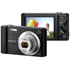Câmera Digital Sony Cyber Shot Dsc-w800 20.1 Megapixels