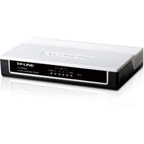 Roteador Cable/dsl Router Tp-link Tl-r402m