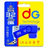 Memoria Usb/otg 32gb Marca Dg Para Celulares Y Computador