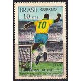 C658 - 1.000º Gol .de Pelé