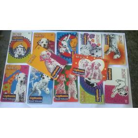 Cartões Da Serie 102 Dalmatas