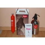 Sifon Drago Nuevo, Mod. Gastronomico Con Garrafa, Garant