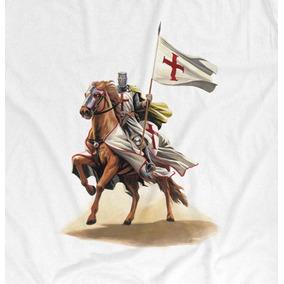 Camiseta Templário - Maçonaria