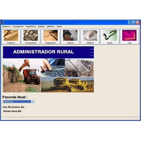 Sistema Gerenciamento Agrícola E Pecuária