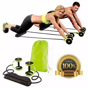 Roda Elastico Exercicio Abdominal Revoflex Muito Barato
