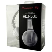Audifonos Pioneer Hdj 500 White