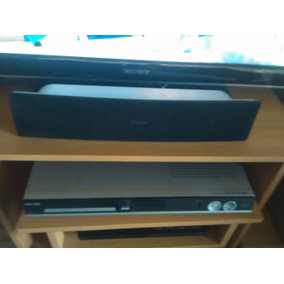 Home Theater Phillips Negro Con Gris