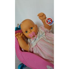 Boneca Meu Bebê Antigo Da Estrela