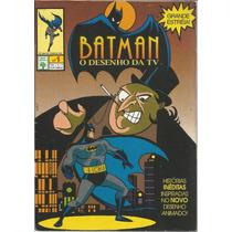 Batman O Desenho Da Tv 01 - Abril - Bonellihq Cx428