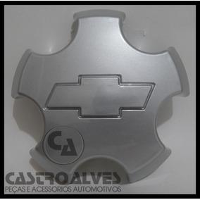 Calota Roda S10 Gm Executive Blazer Prata Aro 16 2011 = 1 Pç