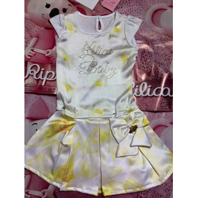 Vestido Lilica Ripilica Baby Mb