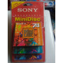 Sony Recordable Mini Disc Md Color Collection