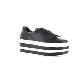 Sneaker Plataforma 7 Cm.