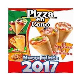 El Mejor Libro Como Hacer Pizzas Y Pizzas En Cono Nuevo 2018