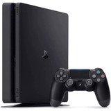 Consola Playstation 4 Slim 1tb Con 1 Control Ps4 1000gb