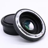 Adaptador Montura Lente Canon Fd A Cámara Nikon Infinito