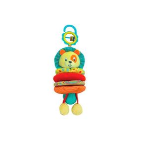 Little Pals Leon Espiral Con Vibrador Juguete Para Bebes